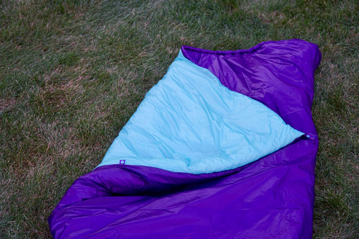 Nightshade Synthetic Ultralight Backpacking Quilt